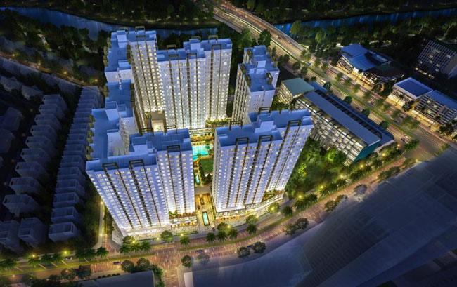 hé lộ dự án khủng của Nam Long tại trung tâm tphcm